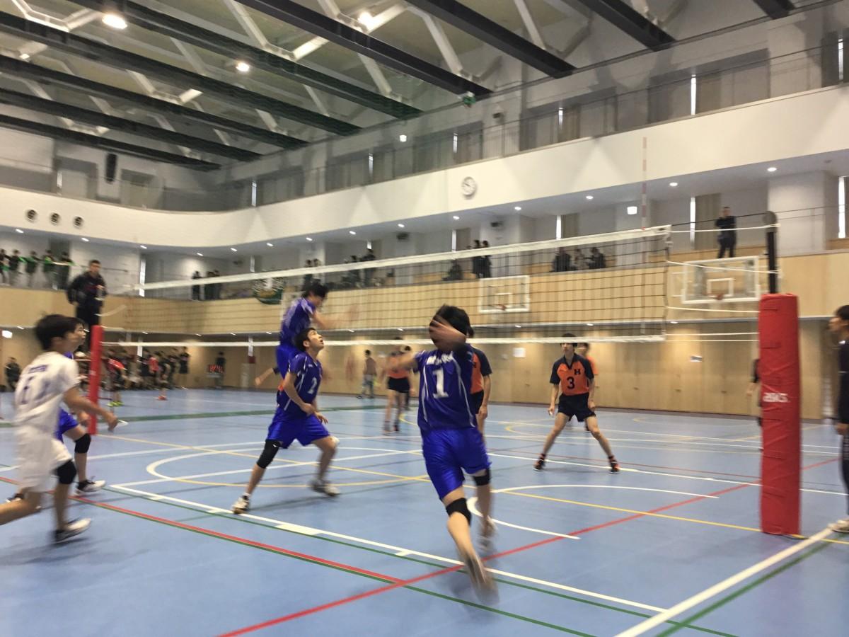 バレーボール部 東京都私立高等学校バレーボール大会 結果報告