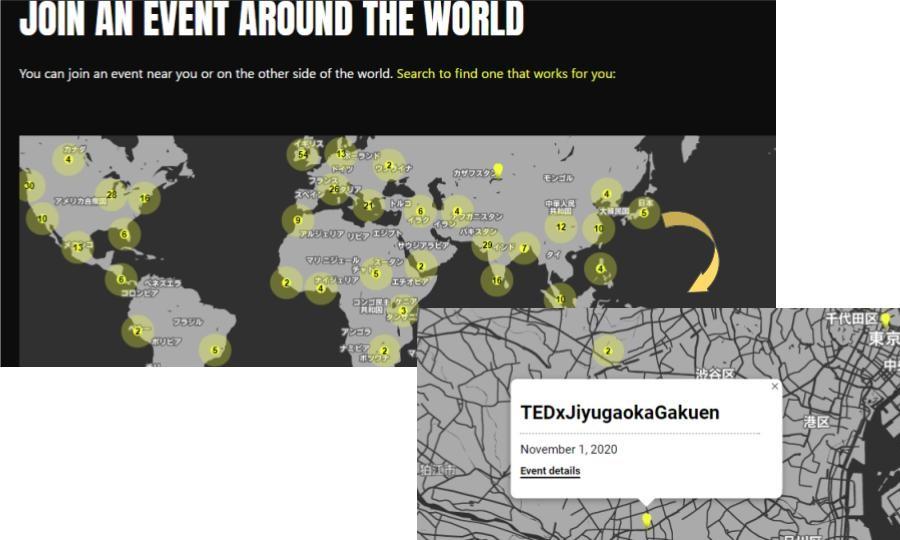 TEDMap